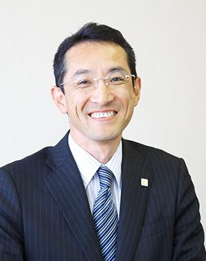 代表取締役 宮本 高憲:写真